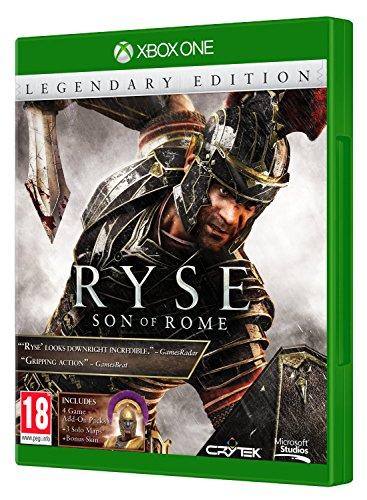 Ryse Son of Rome Legendary Edition (GOTY) XBOX One Game [Edizione: Regno Unito]