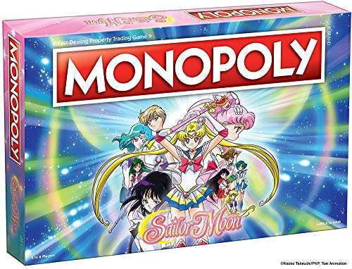 Monopoly: Sailor Moon - 0