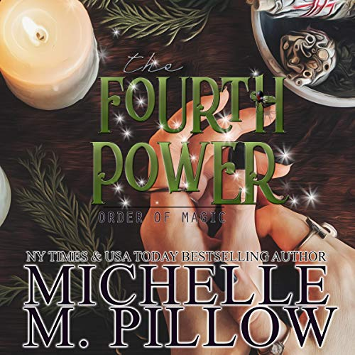 The Fourth Power: A Paranormal Women's Fiction Romance Novel cover art