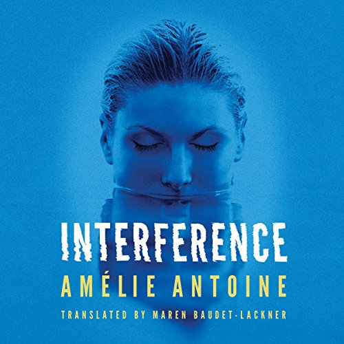 Interference audiobook cover art