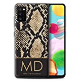Personalised Samsung Galaxy A41 2020 Case Gel Cover,
