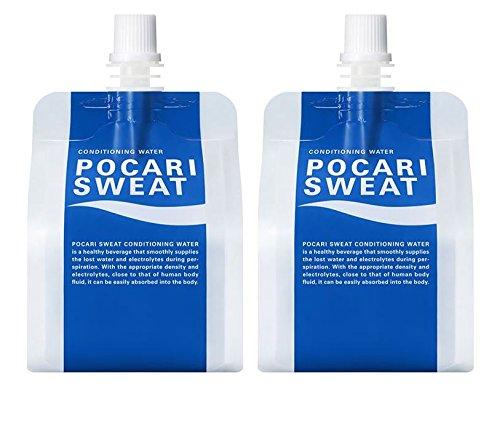 【まとめ買い】 大塚製薬 ポカリスエット ゼリー POCARI SWEAT JELLY 180g × 2袋