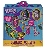 Fingerlings Jewelry Activity Toy