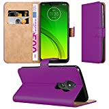 Case For Moto G7 Power Phone case Luxury Leather Magnetic