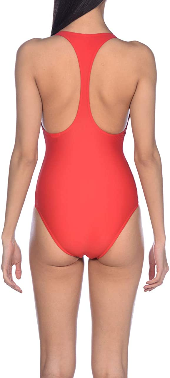 ARENA W Team Fit Racer Back One Piece Ba/ñador Mujer