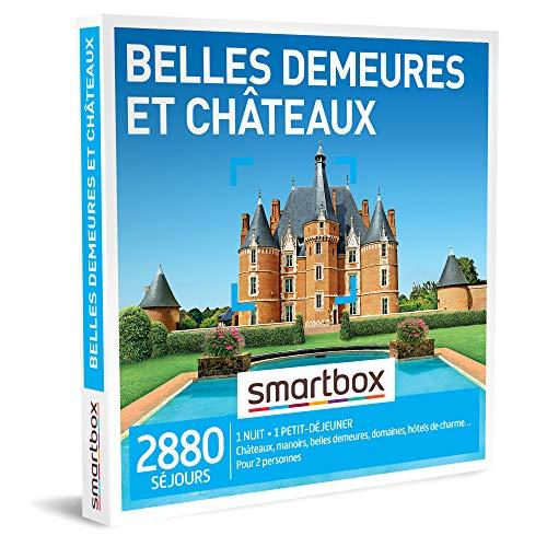 Coffret Smartbox Belles demeures et châteaux