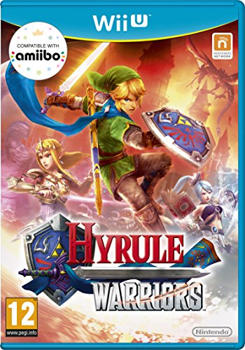 The Legend Of Zelda: Hyrule Warriors (Wii U)