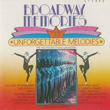 Broadway Memories