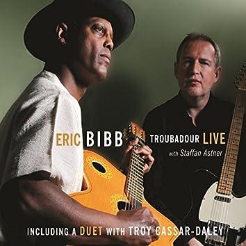 Troubadour Live