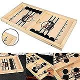 Slingpuck-Brettspiel Schnelles SlingPuck-Spiel Paced Winner-Brettspiele Tragbare interaktive Eltern-Kind-Brettspiele für Kinder Erwachsene Familie