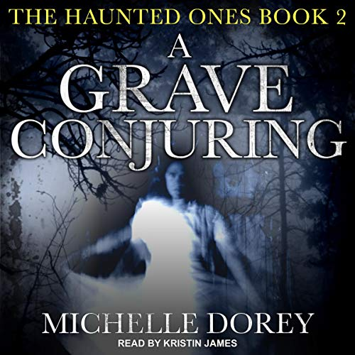 A Grave Conjuring audiobook cover art