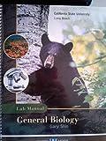 General Biology Lab Manuel