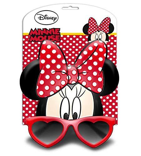 Minnie Mouse 3D Gafas de Sol Montañismo, Alpinismo y Trekking Infantil, Juventud...