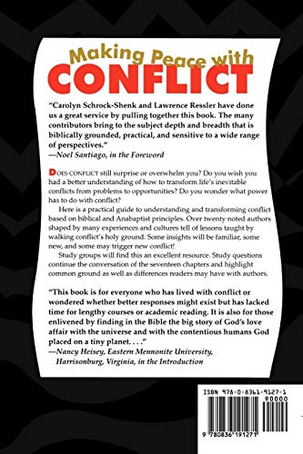 Making Peace With Conflict: Practical Skills for Conflict Transformation