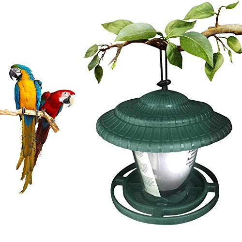 automatic bird seed dispenser - 5