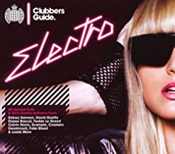 Ministry of Sound: Clubbers Guide - Electro by VARIOUS ARTISTS (2010-01-12)