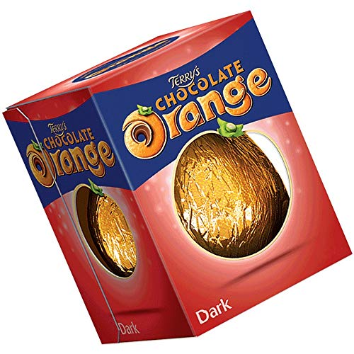 Terry's Chocolate Orange Terry´S Chocolate Orange Dark 157g - 1 Pack