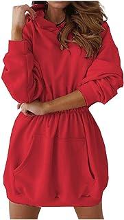 comprar comparacion OverDose mujer Largo Invierno Abrigo Tallas Grandes Camisa Suelta De Bolsillo De Color SóLido Abrigo Ocasional De AlgodóN ...