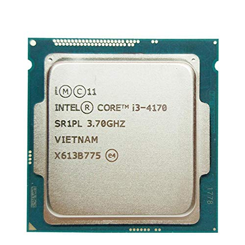 Intel Core I3-4170 3.7GHz Quad-Core SR1PL 55W LGA 1150 I3 4170 CPU...