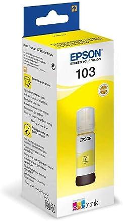 EPSON T00S44A (103) Ecotank Yellow ink bottle