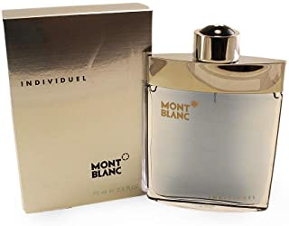 Mont Blanc Perfume - Mont Blanc Individuel - perfume for men, 75 ml - EDT Spray