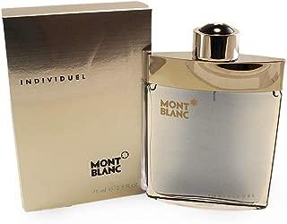 Mont Blanc Perfume  - Mont Blanc Individuel - perfume for men, 75 ml - EDT Spray