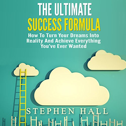 The Ultimate Success Formula audiobook cover art