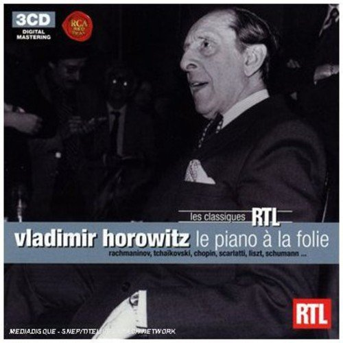 Horowitz - le Piano en Folie