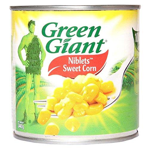Vert grains de maïs géants 3X340G
