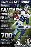 2021 Fantasy Guru NFL Fantasy Football Draft Guide: The premium fantasy football guide from the team behind SiriusXM Fantasy Sports Radio. Includes a 12 month Premium membership to Fantasy Guru.