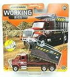 Matchbox International Workstar 7500 Dump Truck,...