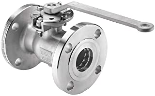 """Keckley Company BVF1RF2RSSRGSL-600 BVF1 Ball Valves, 150 Flanged Cast Stainless Steel Reduced Port, 6"""" ID"""