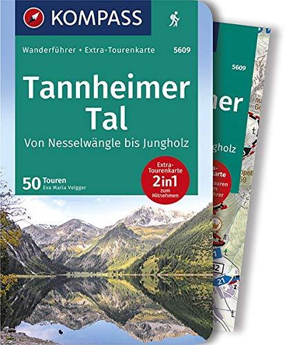 KV WF 5609 Tannheimer Tal von Nesselwäng (KOMPASS-Wanderführer, Band 5609)
