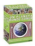 UN PLANETA DONDE COMER 10 DVDs