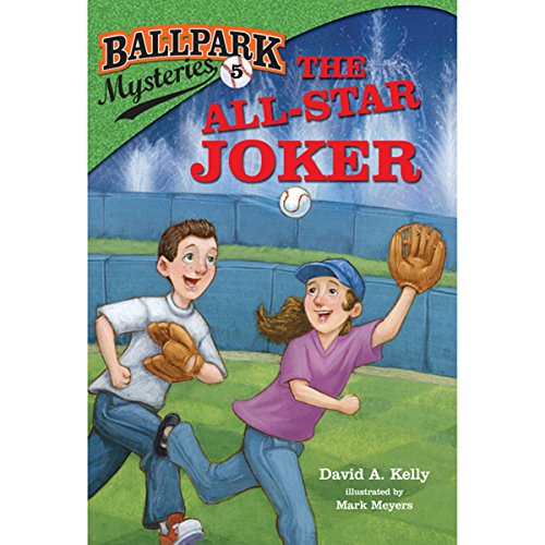 The All-Star Joker cover art