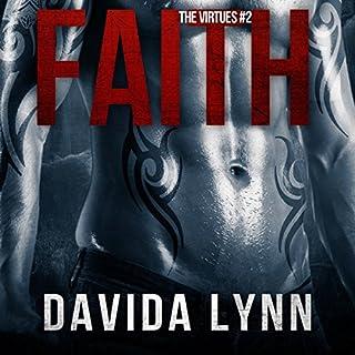 Faith: Biker Romance audiobook cover art