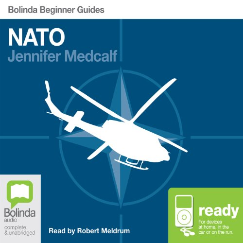 NATO: Bolinda Beginner Guides audiobook cover art