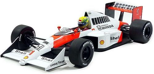 punto de venta de la marca Minichamps 540891801 - McLaren Honda MP4     5 Senna McLaren, Ayrton Senna 1989 Colección  venta directa de fábrica