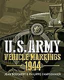 850 Miscellaneous - U.S. Army Vehicle Markings 1944