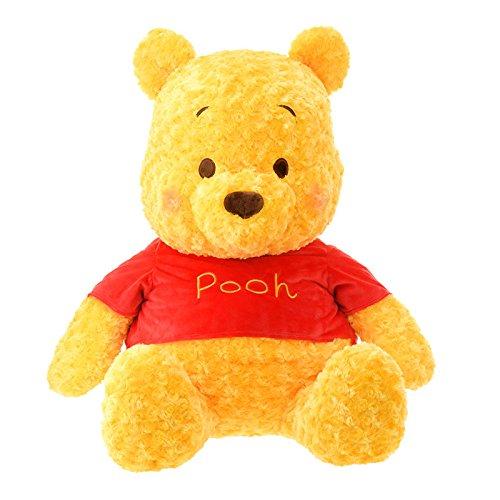 ぬいぐるみ(XL) プーさん Pooh Hunny Day