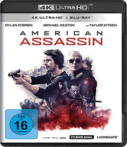 American Assassin  (4K Ultra HD) (+ Blu-ray 2D)