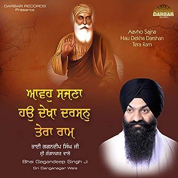 Aavho Sajna Hau Dekha Darshan Tera Ram
