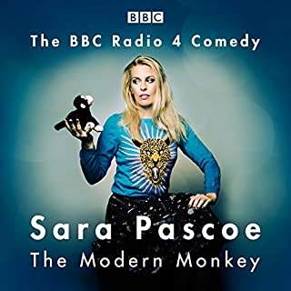 Sara Pascoe: The Modern Monkey audiobook cover art