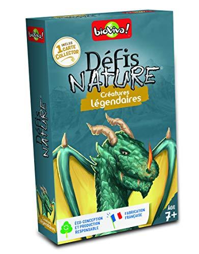 Bioviva - 282628 - Défis Nature - Créatures légendaires