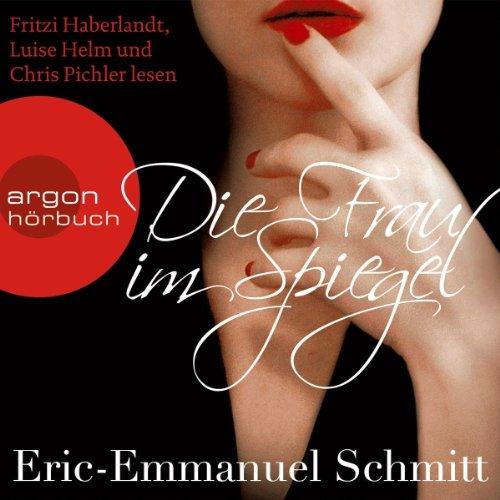 Die Frau im Spiegel audiobook cover art