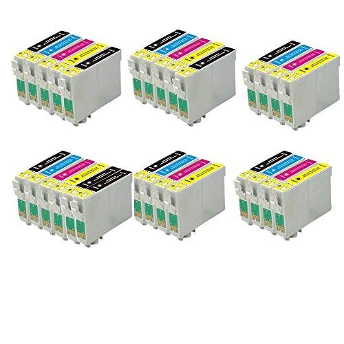 28ECS cartucho de tinta compatible reemplazar T1285para Epson Stylus Impresoras S22SX125SX130SX420W SX425W SX445W BX305F BX305FW SX230SX235W SX445W SX435W SX430W SX438W SX440W