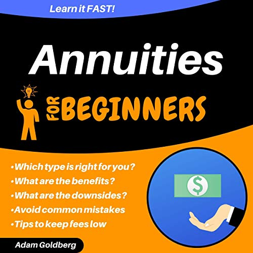 『Annuities for Beginners』のカバーアート
