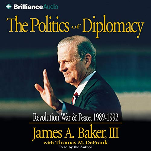 The Politics of Diplomacy  By  cover art
