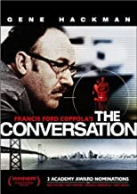 The Conversation by Gene Hackman