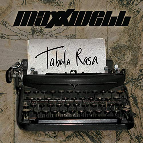 Maxxwell: Tabula Rasa (Audio CD)